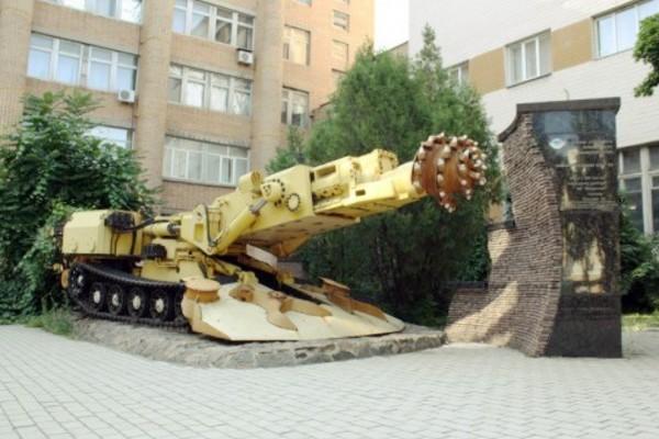 Комбайн КСП-32
