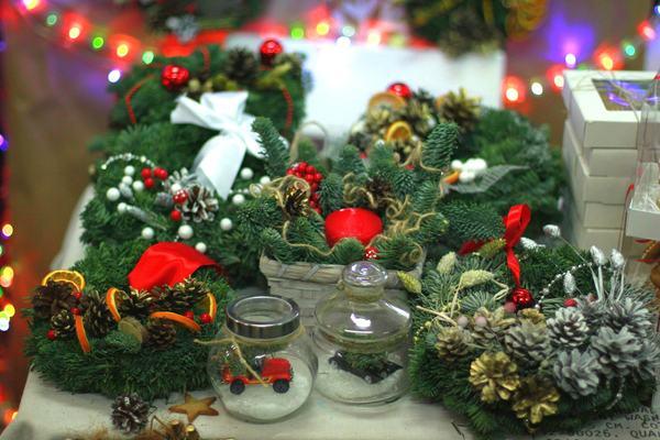 """Большой рождественский базар """"Вокзал"""""""