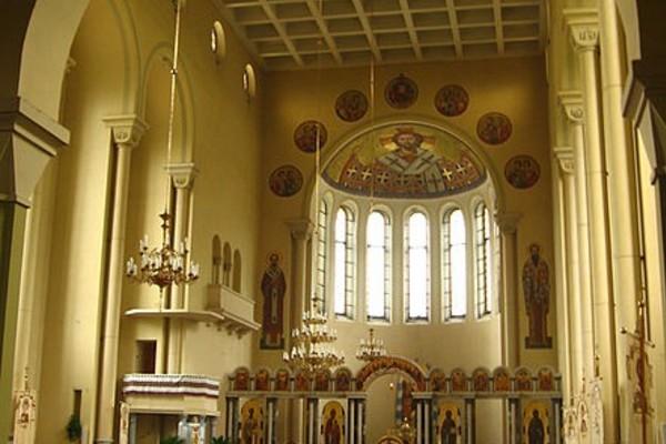 Костел Богоматери