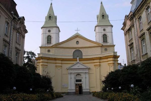 Костел Святой Урсулы