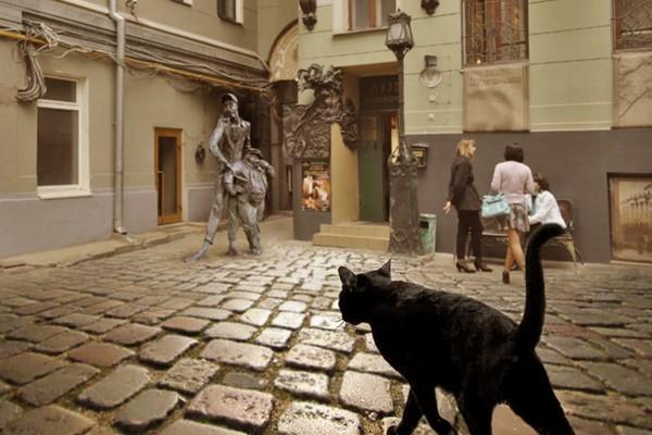 Булгаковская Москва. Мистика и реальность. Автобусная экскурсия