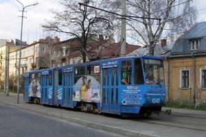 Львовский трамвай