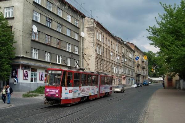 Лычаковская улица