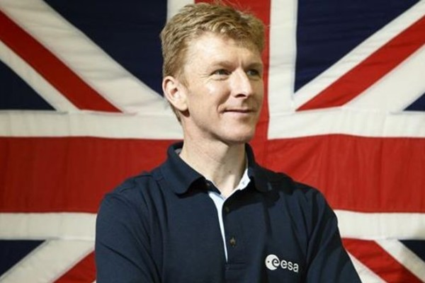 Tim Peake launch day
