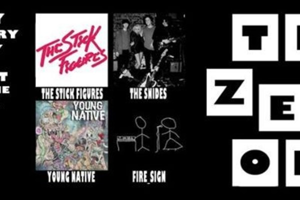 Ten Zero One Presents: The Stick Figures