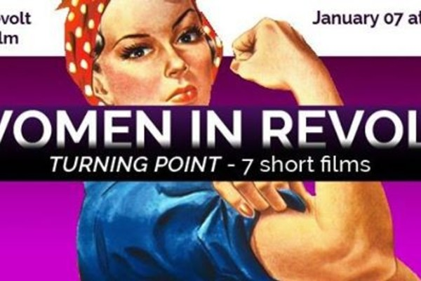 WOMEN IN REVOLT — TURNING POINT