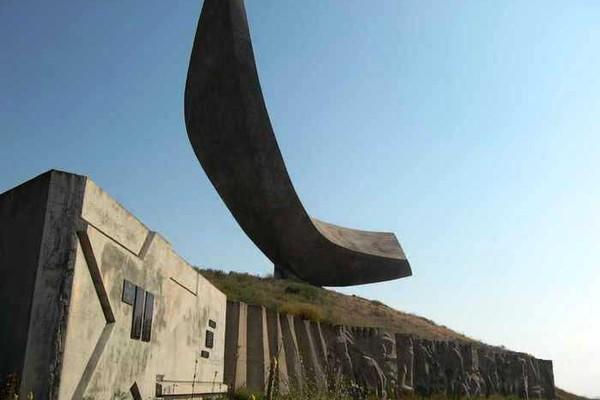 Мемориал Эльтиген