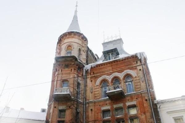 Замок барона