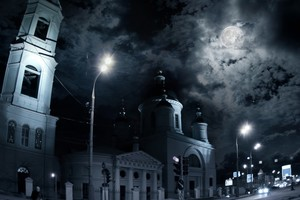 По следам московских привидений