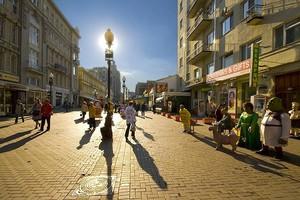 «По переулкам Старого Арбата». Пешеходная экскурсия