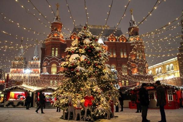 «Путешествие в Рождество». Автобусная экскурсия