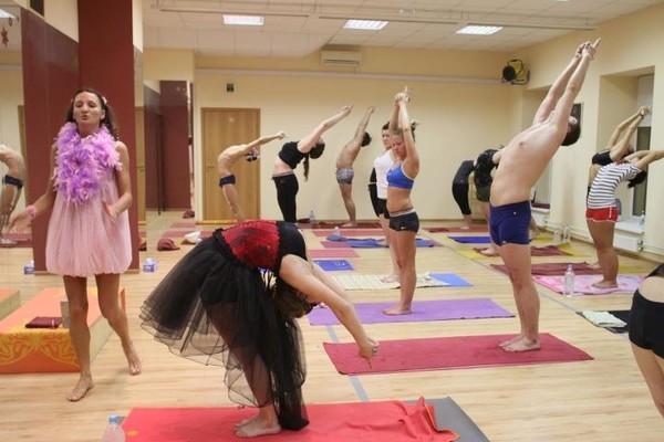 Bikram Yoga Moscow