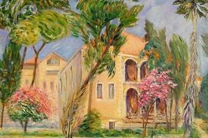 Выставка «Иерусалим земной и небесный. Ж