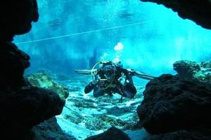 Cave Dive Project