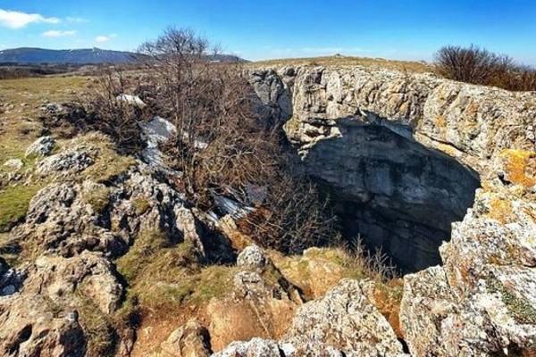 Горы и пещеры VIP