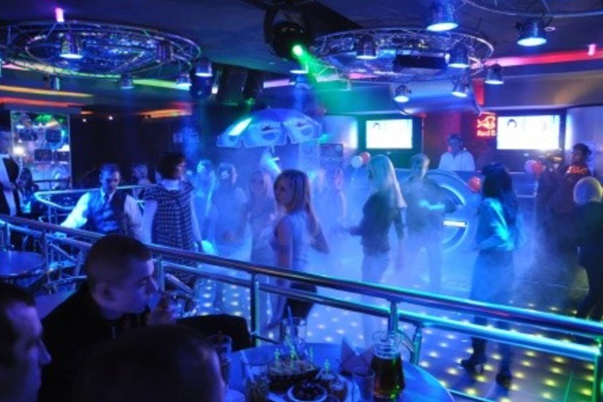 ночной клуб глобус