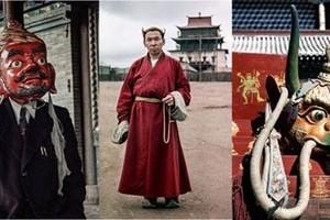 Монголия 1957–1963. Исторические фотогра