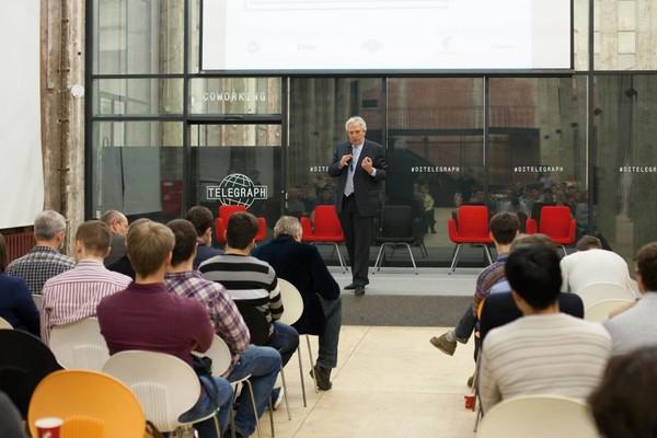 October Moscow Tech Meetup
