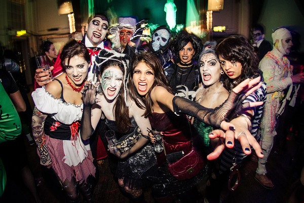 London Cat Halloween 2016