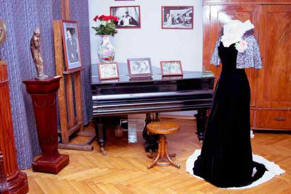 Музей-квартира Вс. Э. Мейерхольда