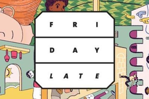 Friday Late: Parallel Worlds