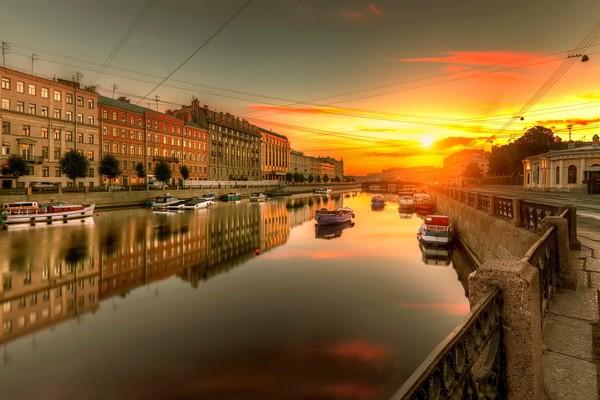 Страсть и любовь Северной Венеции
