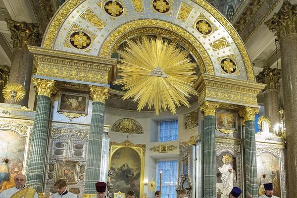 Масонский Петербург