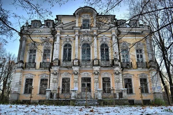 Забытые усадьбы Петергофской дороги