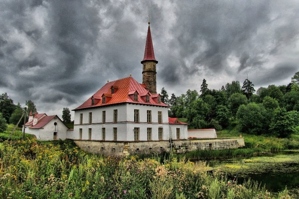 Неизвестные Красное Село и Гатчина