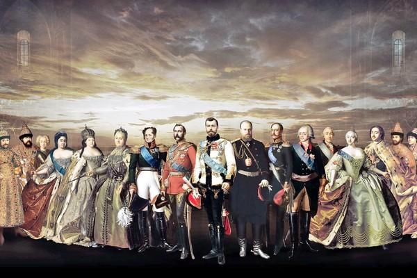 Семейные тайны Романовых