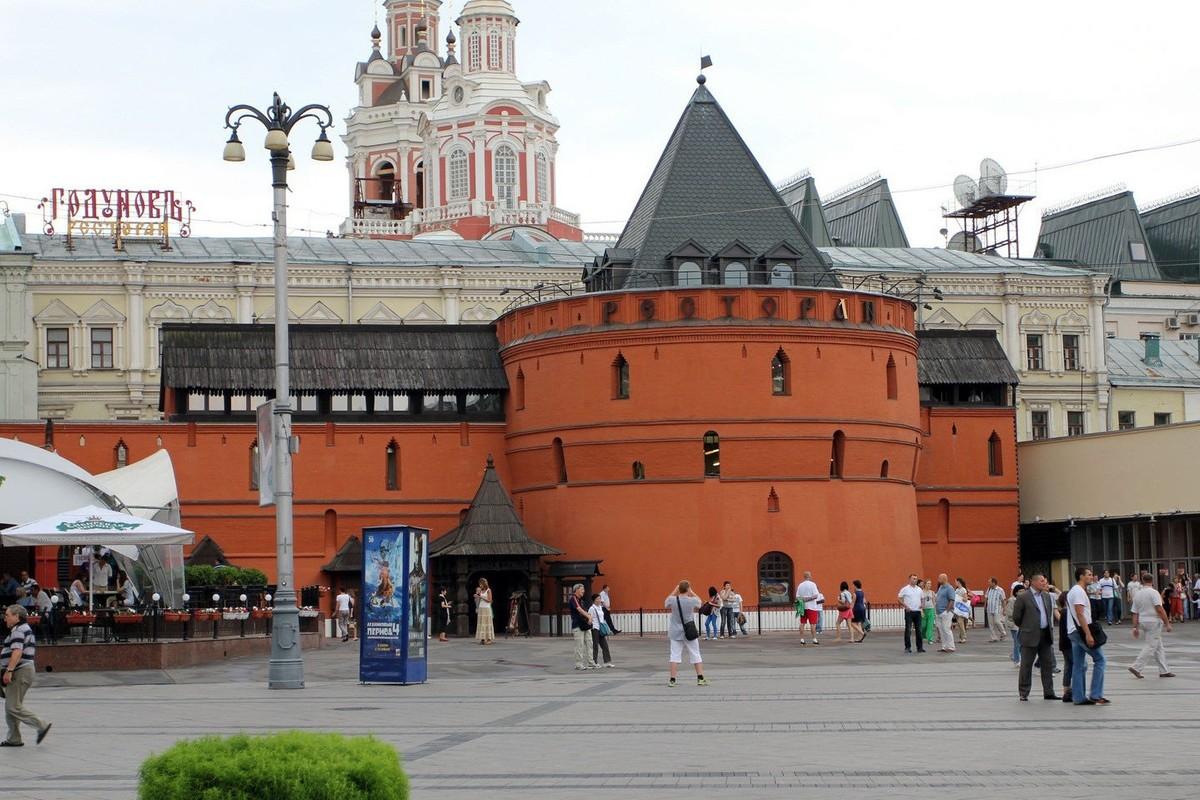 Картинки китай город москва