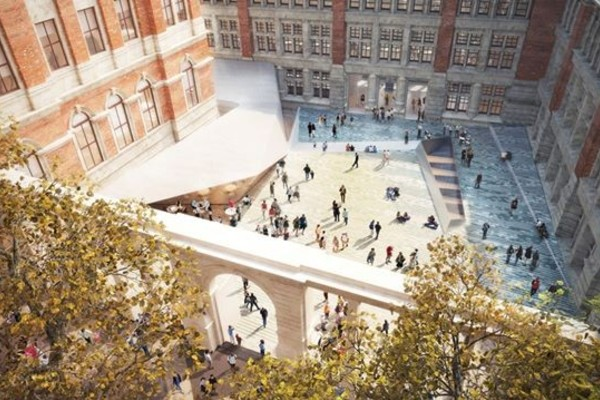 Designing the V&A: 1857 — 2017