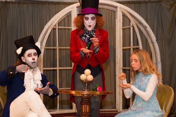 Новогодняя ночь: Волшебный мир театра