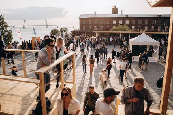 Roof Fest: #10летнавысоте