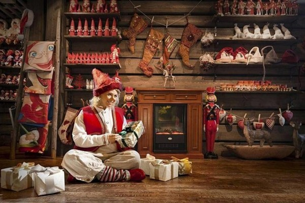 Мастерские Деда Мороза