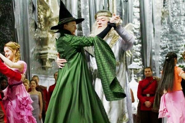 Новогодняя ночь в стиле Гарри Поттера на Таганке