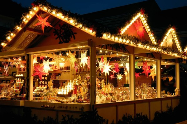 Новогодняя и Рождественская ярмарка