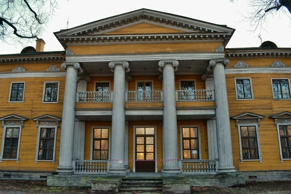 Затаённый Петербург