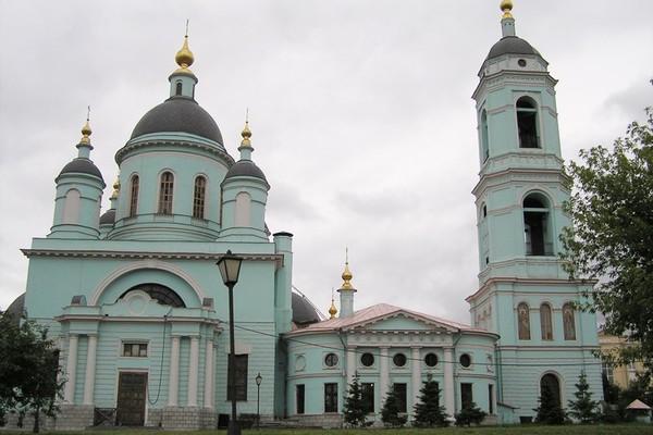 Сергия Радонежского