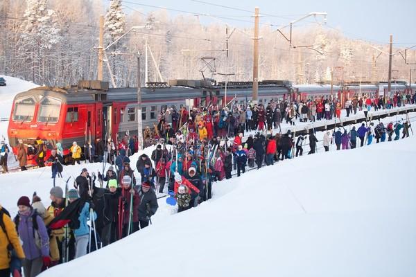 Лыжные стрелы 2017
