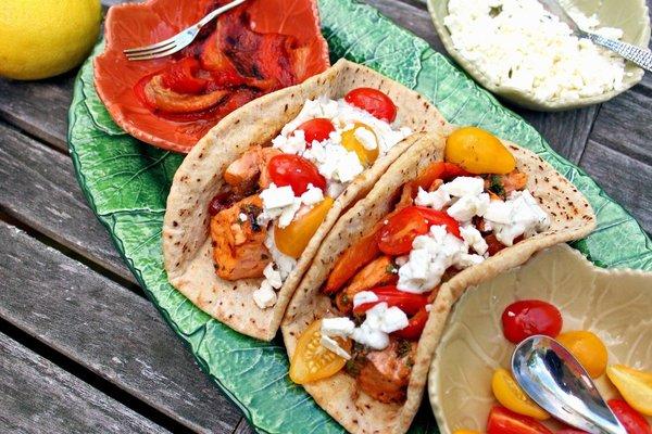 Лучшие кафе с греческой кухней