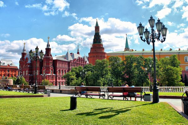 Гуляем по Москве: познавательные экскурсии