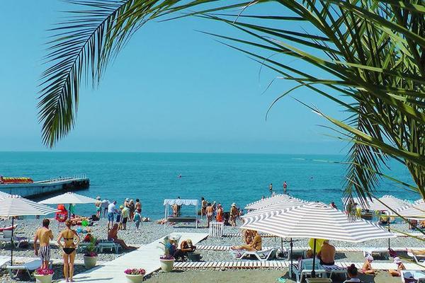 Идем на море: подборка пляжей Сочи