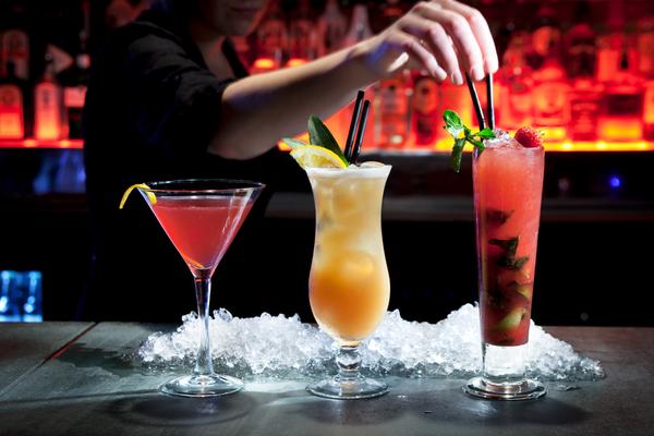 Популярные бары