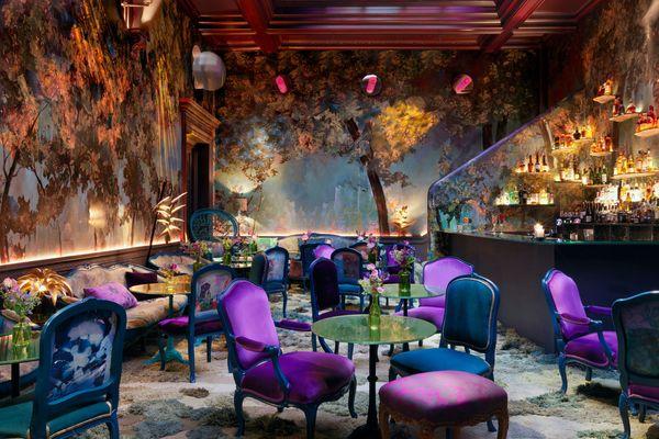 Необычные кафе и рестораны