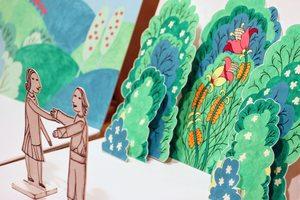 Детская программа в Музее русского импрессионизма