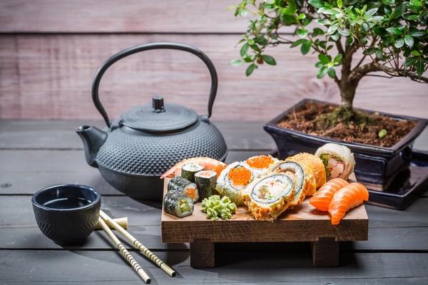 """Не только """"Якитория"""": небанальные кафе с японской кухней"""