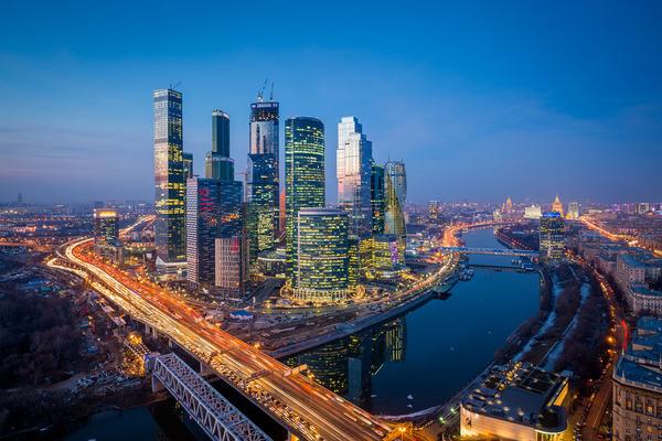 Смотровые площадки в Москве