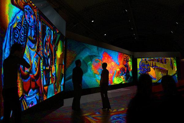 Выставки октября: живопись, инсталляции, современное искусство