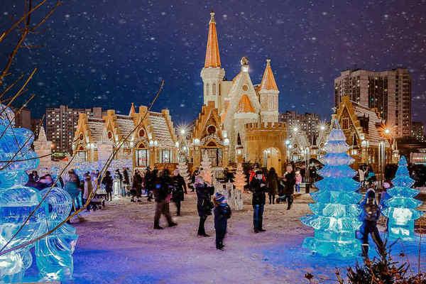 Новогодние ярмарки и фестивали
